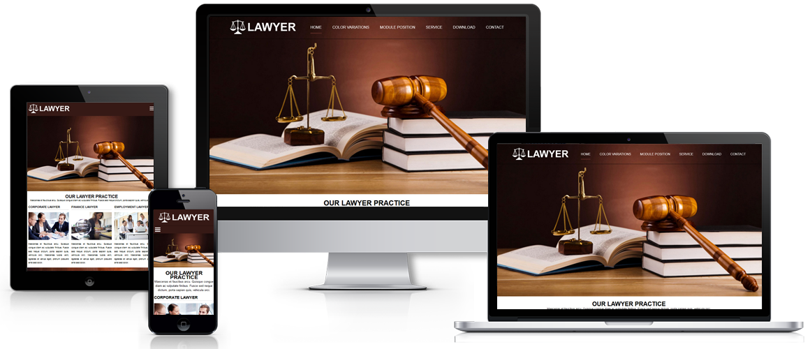 RT Lawyer Joomla Templates